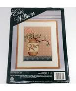 Elsa Williams Needlepoint Kit Peace Rose Still Life byMichael A LeClair ... - $49.99