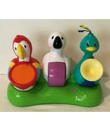 Evenflo Triple Fun Jungle Exersaucer Triple Bird Band Replacement Part Toy  - $14.99