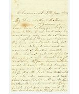 1862 Letter CLAREMONT, NH Sent to PLINY CHURCH ... - $25.00