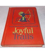 Early Third New Webster Series Reading Text Book Joyful Trails 1940 - $9.95