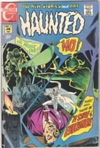Haunted Comic Book #3, Charlton Comics 1972 FINE/FINE+ - $11.64