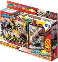 My Hero Academia HAD-02 Tag Card Game Starter Deck 2 Team Katsuki Bakugo - $24.74