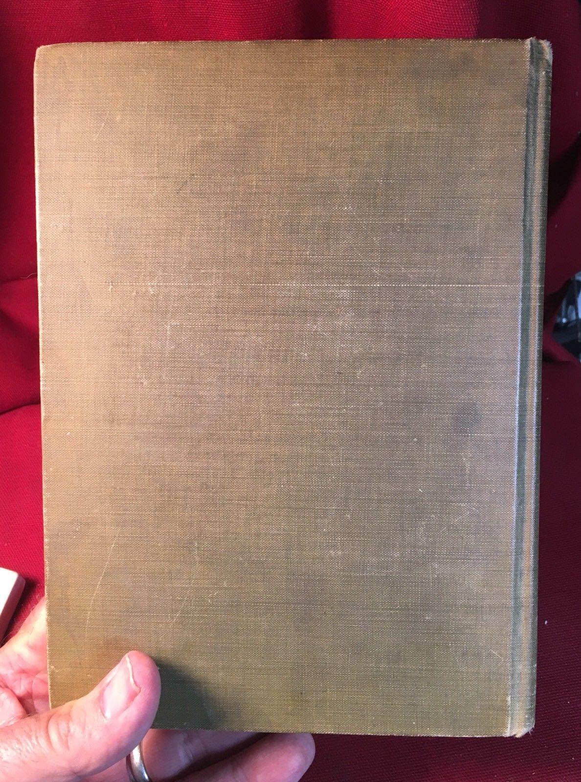 PETER AND WENDY- J.M. Barrie - First American Edition 1911 with seal (Peter Pan)