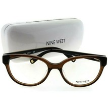 NEW NINE WEST Eyeglasses Size 51mm 135mm 16mm New With Case - $31.66