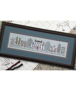 The Winter Garden holiday cross stitch chart Drawn Thread - $10.80