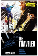 Stan Lee The Traveler Issue #1 Exclusive Variant Cover - NEW Boom Comics... - $8.95