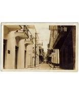 Avenida B, Panama City, R. de P. - RPPC - $9.00