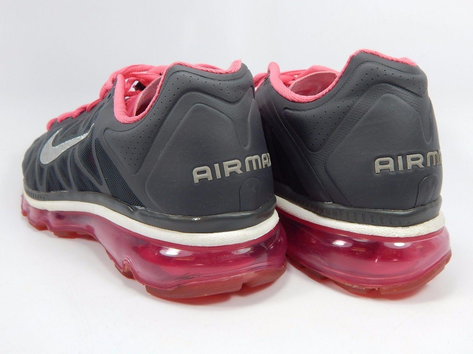 Nike Air Max+ 2011 Women's Running Shoes Size US 8 M (B) EU 39 Gray 429890-006