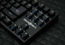 Micronics K520 Tenkeyless Mechanical Gaming Keyboard (Kailh Box Switch White) image 4