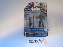 "Avengers Assemble Black Widow 3 3/4"" Action Figure 2013 Hasbro NEW IN BO... - $21.99"