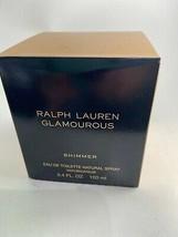Ralph Lauren Glamourous Shimmer Perfume 3.4 Oz Eau De Toilette Spray image 2