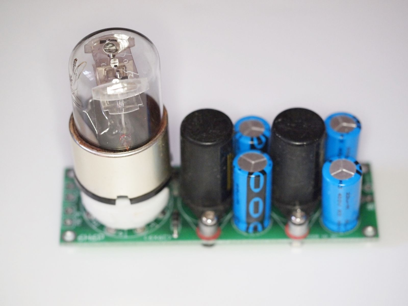 Tube 6h6p Duodiode Rectified Soft Start Hv And 50 Similar Items Loudspeaker Protection With Psu Board Assembled