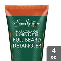 SheaMoisture Maracuja & shea butter full beard detangler, 4 Fluid Ounce image 11