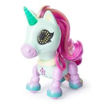 Zoomer Zupps Tiny Breeze, Interactive Unicorn with Light-Up Horn Toy NEW - $16.48