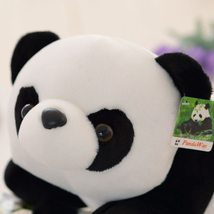 1pcs 18 70cm Panda Plush Toy Cute Panda Stuffed Soft Doll Baby Kids Toy Gift For image 5