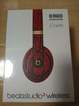 Beats Headphone Studio by dr.dre Studio3 Wireless DJ KHALED Special Edition - $599.99