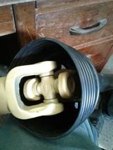 PTO Shaft Single Shear Pin 1 1/2 28in Long (jew) image 2