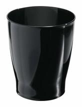InterDesign Franklin Wastebasket Trash Can for Bathroom, Kitchen, Office... - $18.41