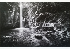 2013 Jeep PATRIOT brochure catalog US 13 Sport Latitude Limited - $6.00