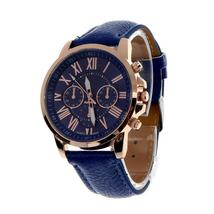 Geneva Watch Women Watches Reloj Mujer Dropship 2017 Casual Roman Numera... - $7.98+