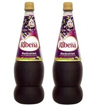 Ribena Blackcurrant Drink, 28.74 Ounce Pack of 3