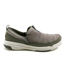 Ryka Womens Adel Slip On Sneakers Shoes Gray Arch Support Low Top Faux F... - $34.64
