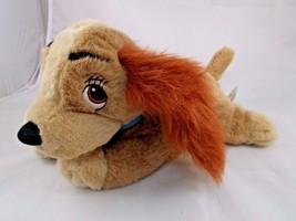 "Disney Lady & the Tramp Plush 12"" Stuffed Animal - $8.24"