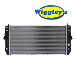 RADIATOR GM3010146 FITS 00 CADILLAC DEVILLE DTS MODEL WITH EOC image 1