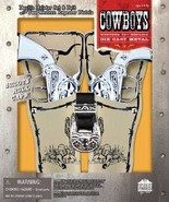 Parris Cowboy Double Holster Set & Belt/Two Western Repeater Pistols - $29.40