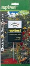 Rapitest: Elektrisch Boden Prüfvorrichtung Ph Fruchtbarkeit Npl # - $18.56