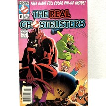 The Real Ghostbusters #11 July 1989 NOW comics - $11.88