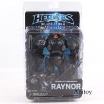 LANANH  Heroes Of The Storm Action Figure Renegade Commander Raynor PVC ... - $59.00