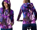 Prince memorial zipper hoodie women thumb155 crop