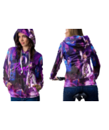prince memorial Zipper Hoodie Women - $55.99+