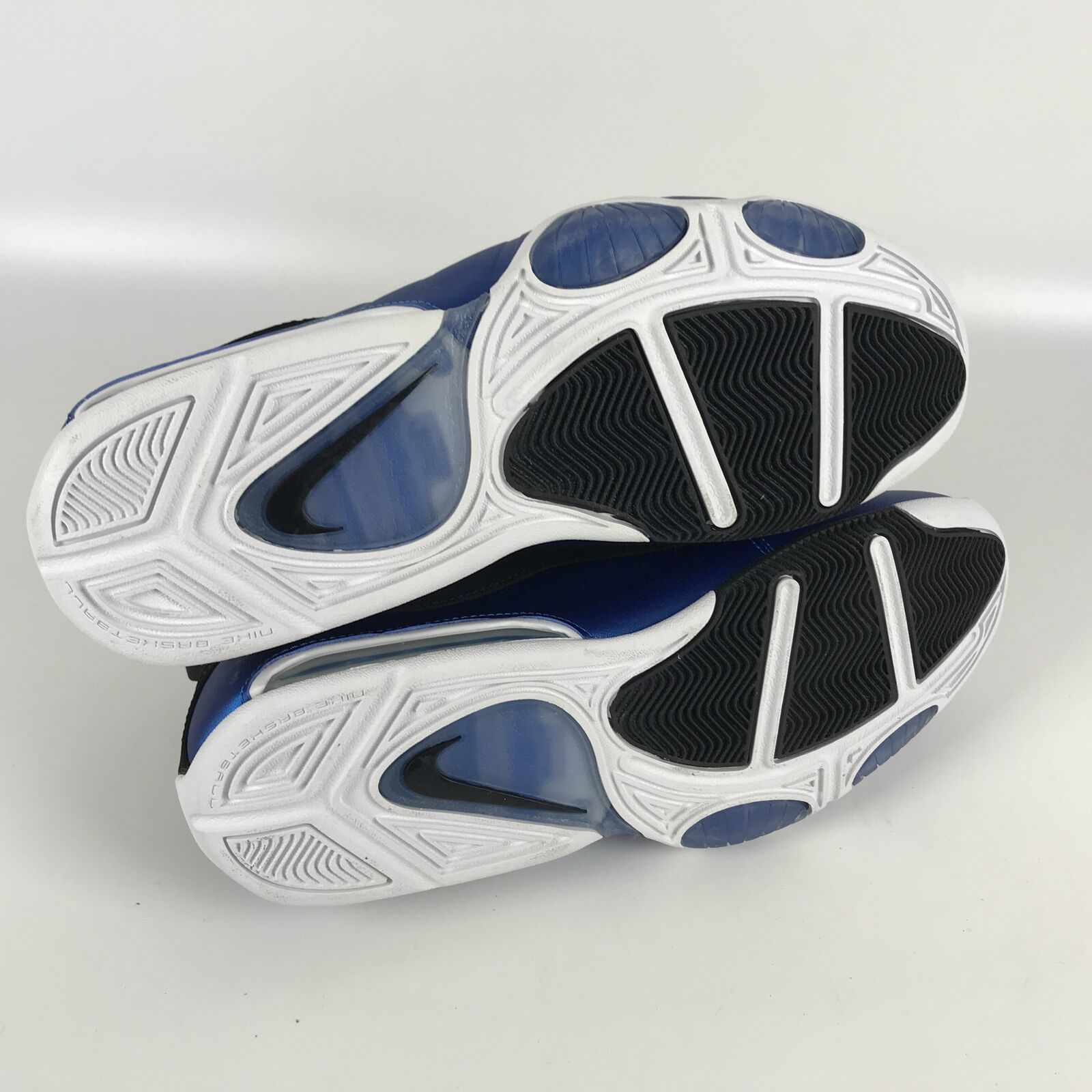 Nike Air Max WAVY Men's size 11 Basketball Shoes Penny Blue Black AV8061 002 image 7