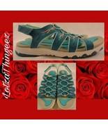Ryka 12M Glance Flexology Water Athletic Sandals Adjustable Heel Strap - $35.63