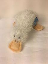 GANZ Webkinz Googles Platypus Duck Bean Filled Plush Stuffed Animal Sealed Code - $10.09