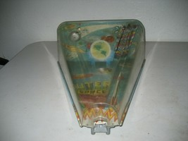 ​Vintage Marx Outer Space Shooting Range Gallery toy game no gun Rare - $59.39