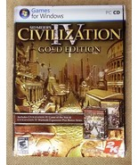 Firaxis Civilization IV Gold Edition for PC - $9.62