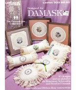 CROSS STITCH DESIGNED FOR DAMASK VANESSA-ANN - $4.00