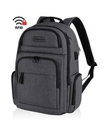 KROSER Travel Laptop Backpack Stylish 15.6 Inch Computer Backpack Water-... - $31.65