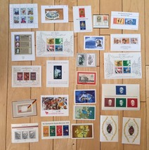 G17 LOT of Germany Stamps Deutscher Olympics DDR Nobel Jahre Composers K... - $17.60