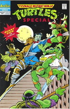 Teenage Mutant Ninja Turtles Giant Size Special Comic #7, Archie 1993 VE... - $5.48