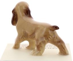 Hagen-Renaker Miniature Ceramic Dog Figurine Don Winton Cocker Spaniel Papa  image 3