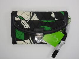 Vera Bradley Ultimate Wristlet / Wallet Imperial Rose - $28.00