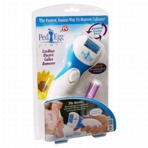 Ped Egg Power Foot Callus Remover AS SEEN ON TV! BRAND NEW! - $9.85