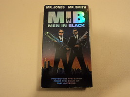 Columbia Pictures Men In Black VHS - $4.97