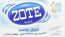 Jabon Zote Blanco Laundry Flakes Pack of 2