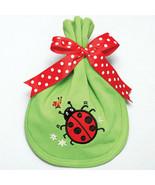Baby's Ladybug Burp Pad - $10.00