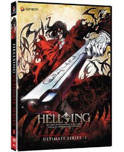 Hellsing Ultimate Vol. 01 DVD Brand NEW!